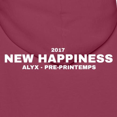Alyx - New Happiness - Mannen Premium hoodie