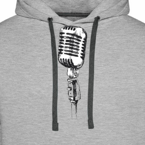 Musicstar - Männer Premium Hoodie