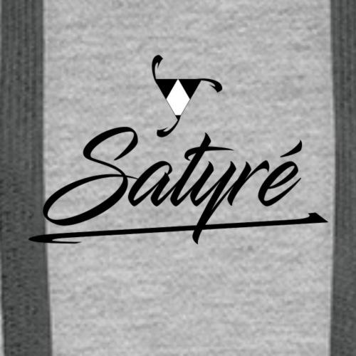 Satyré StreetWear Collection 1 - Sweat-shirt à capuche Premium pour hommes