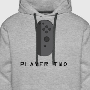 ¿Ready Player Two? - Mannen Premium hoodie