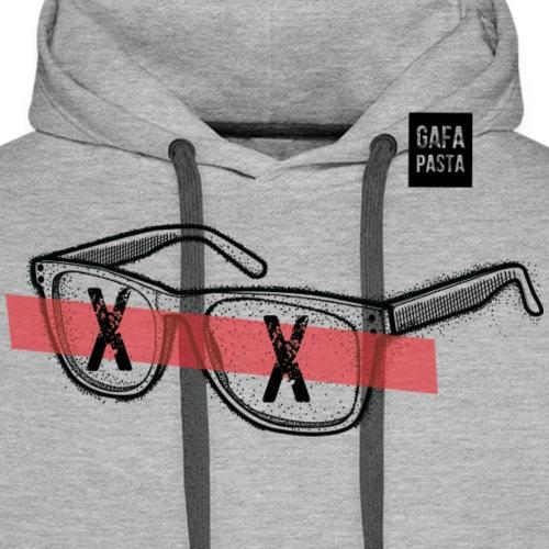 GAFAPASTA1 - Sweat-shirt à capuche Premium pour hommes