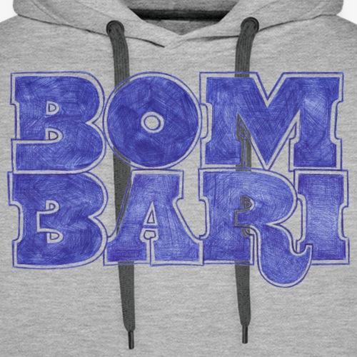 BOMBARI - Mannen Premium hoodie