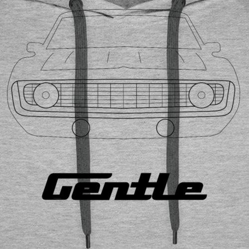 Muscle-Car Klassiker - Männer Premium Hoodie