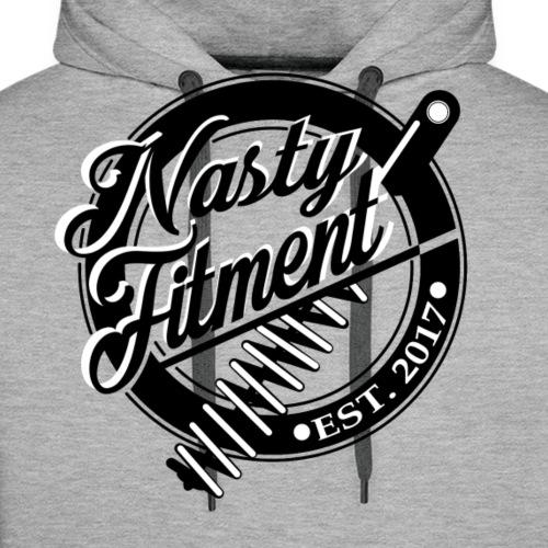 Nastyfitment merchandise - Men's Premium Hoodie
