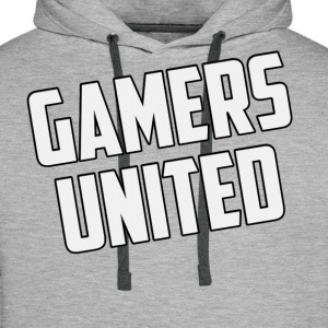 Gamer United - Men's Premium Hoodie