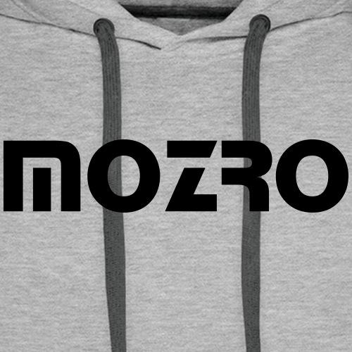mozro big - Männer Premium Hoodie