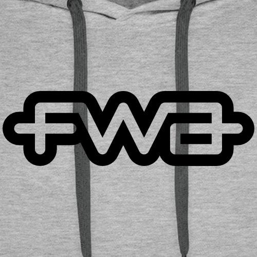 FWA Logo - Men's Premium Hoodie