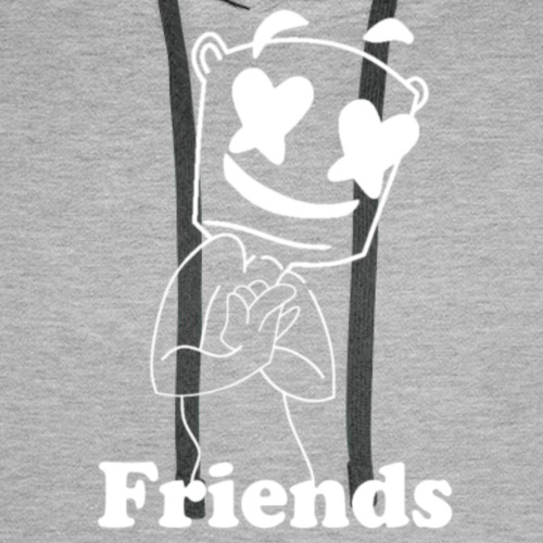 Friends - Mannen Premium hoodie