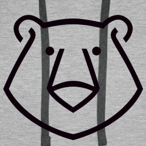 Bear me, you bear - Men's Premium Hoodie