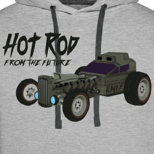 Hot Rod from the future v1 Kmlf style - Men's Premium Hoodie