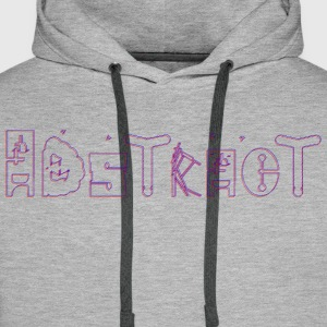 Abstract_finished - Men's Premium Hoodie