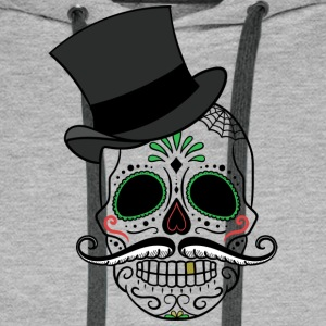 Day of the dead - Männer Premium Hoodie