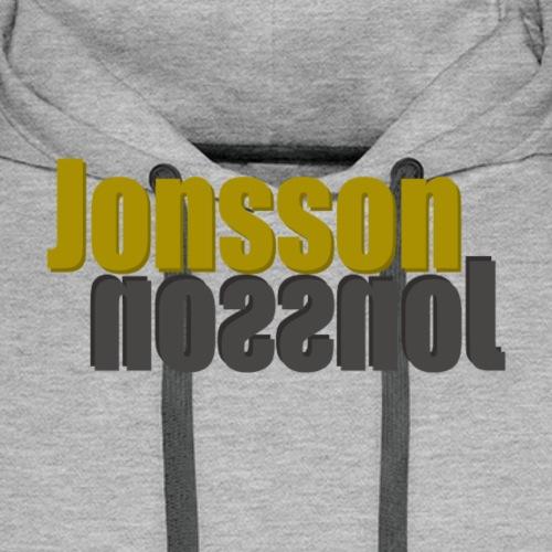Jonsson 2x - Premiumluvtröja herr
