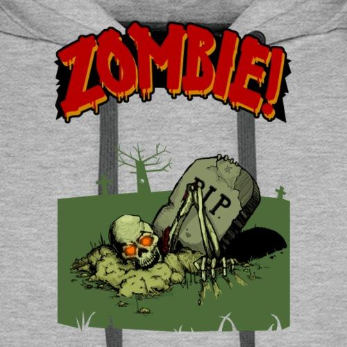 Zombie! - Männer Premium Hoodie