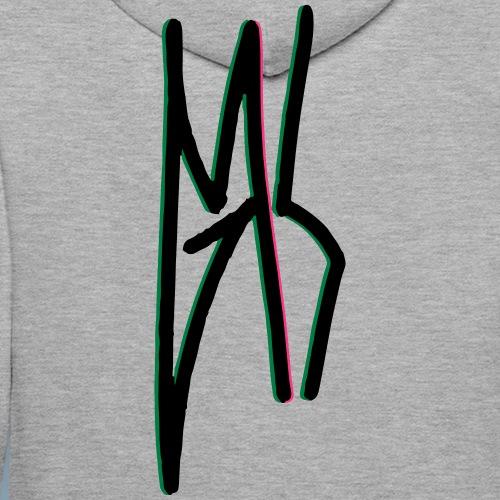 Groove all star - Sweat-shirt à capuche Premium pour hommes