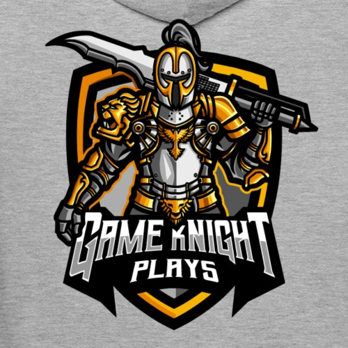 Game kNight Plays - Swordboard! - Men's Premium Hoodie