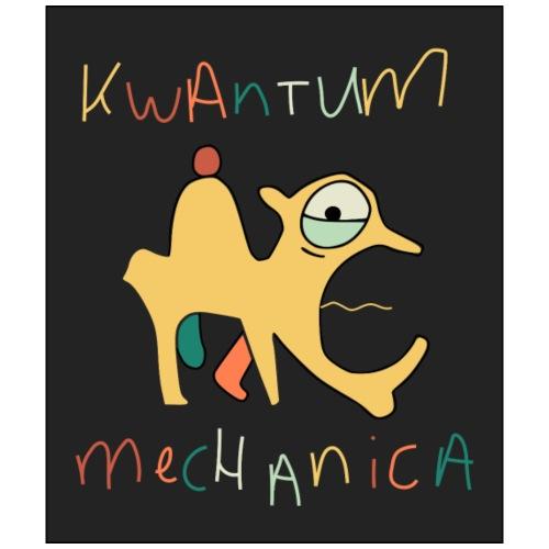 Kwantums Mechanica - Mannen Premium hoodie