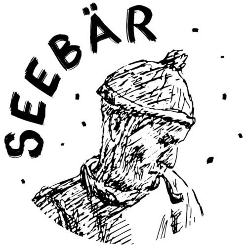 Seebär - Männer Premium Hoodie