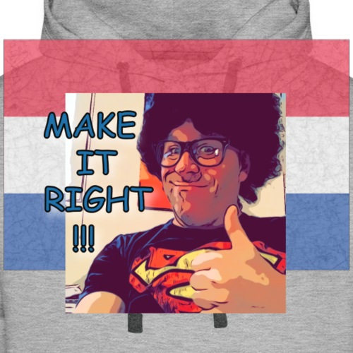Fred - Make It Right Netherlands Flag