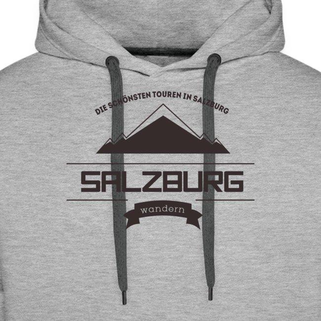 Salzburg-Wandern Logo
