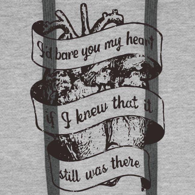 Lost heart (En hyllning till The Dear Hunter)