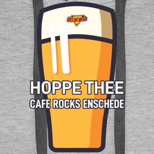 Hoppe Thee - Mannen Premium hoodie