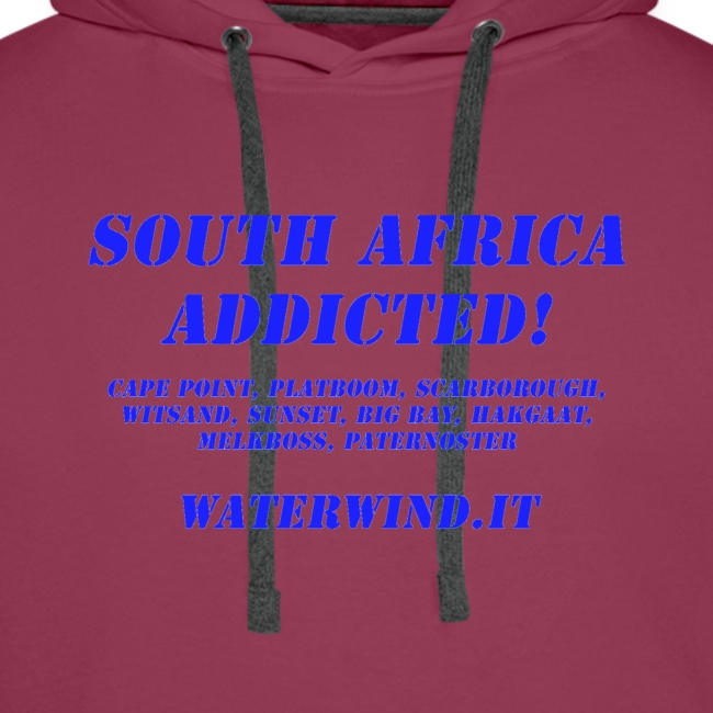 South Africa addicted