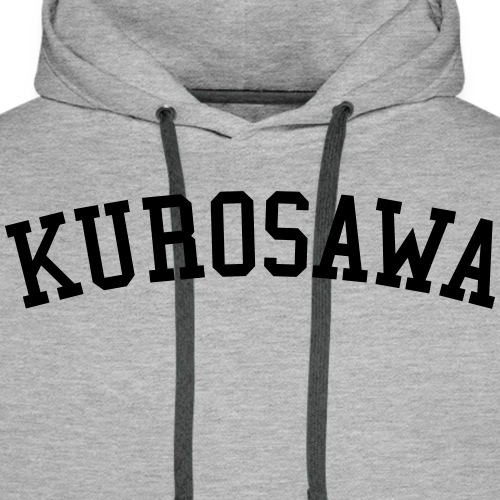 KUROSAWA - Men's Premium Hoodie