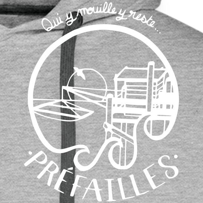 Les pêcheries de Prefailles
