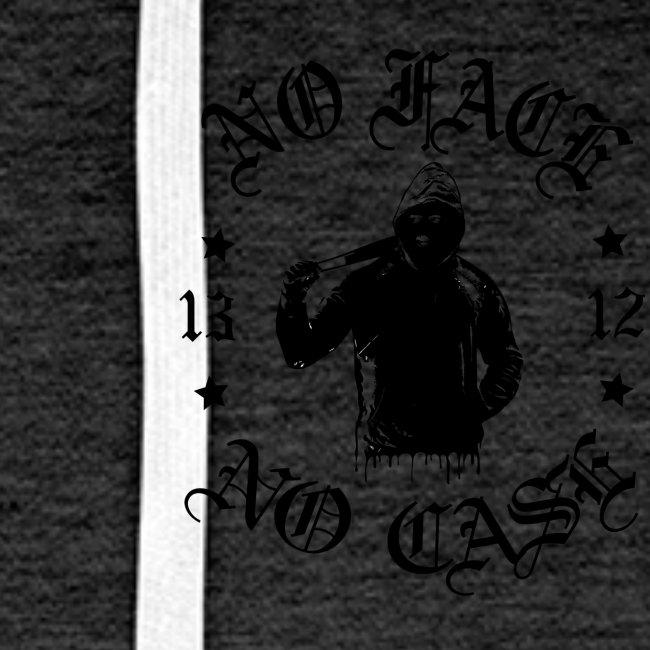 No Face, No Case - pieni printti