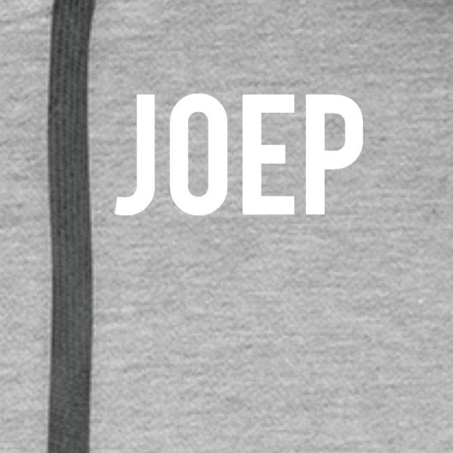 Hoodie met naam van Joep