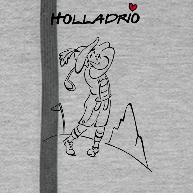 Golfspieler Holladrio