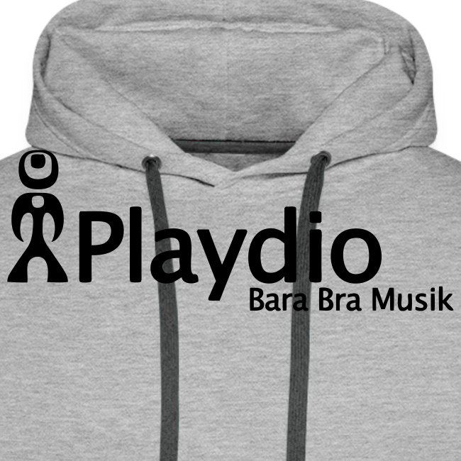 playdio svart