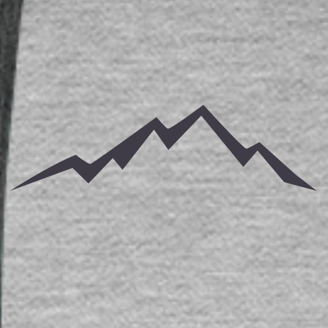 swiss alps clipart sihllouette ski mountains