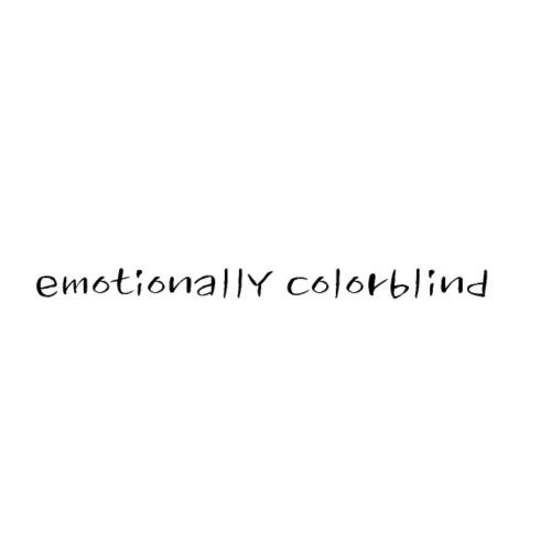 emotionally colorblind - Men's Premium Hoodie