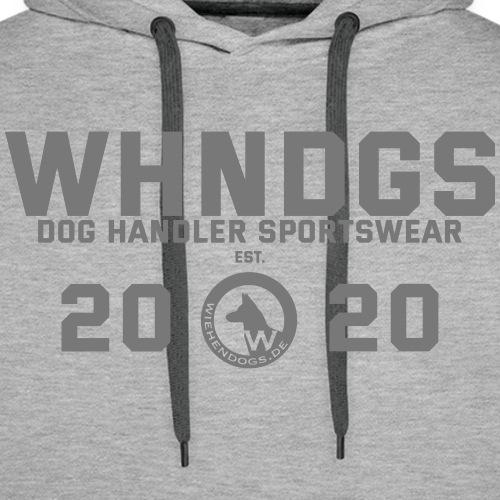 WHNDGS Hunde Shirt Hundesport Agility Geschenkidee