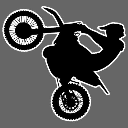 Wheelie Summer - Premiumluvtröja herr
