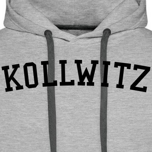 KOLLWITZ - Men's Premium Hoodie