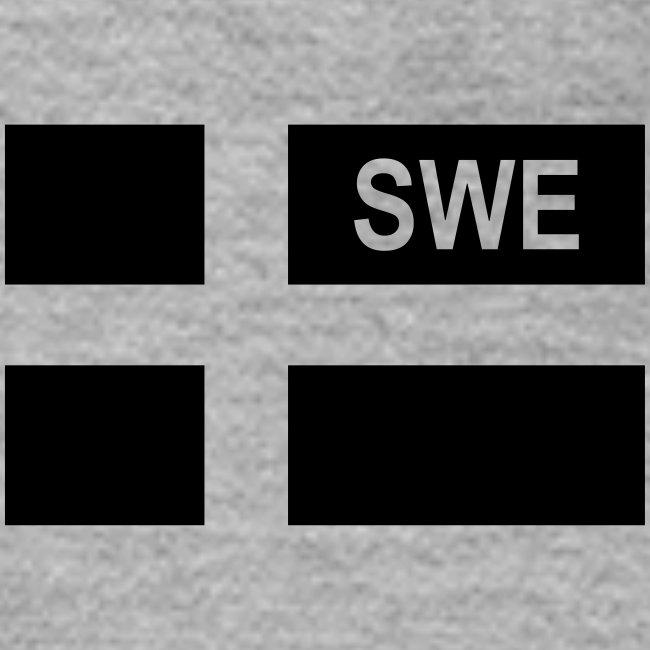 SWEDISH ARMED FORCES Rugged + SWE Flag