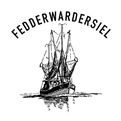 Fedderwardersiel Kutter - Männer Premium Hoodie