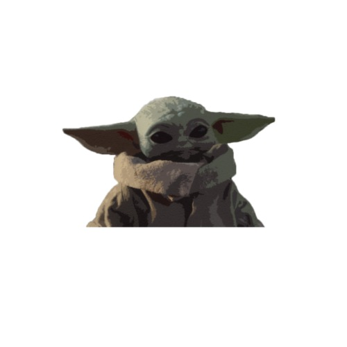 Yoda Merch - Mannen Premium hoodie