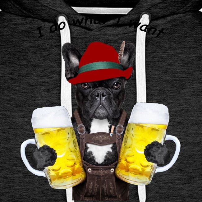 FrenchBulldog Barman