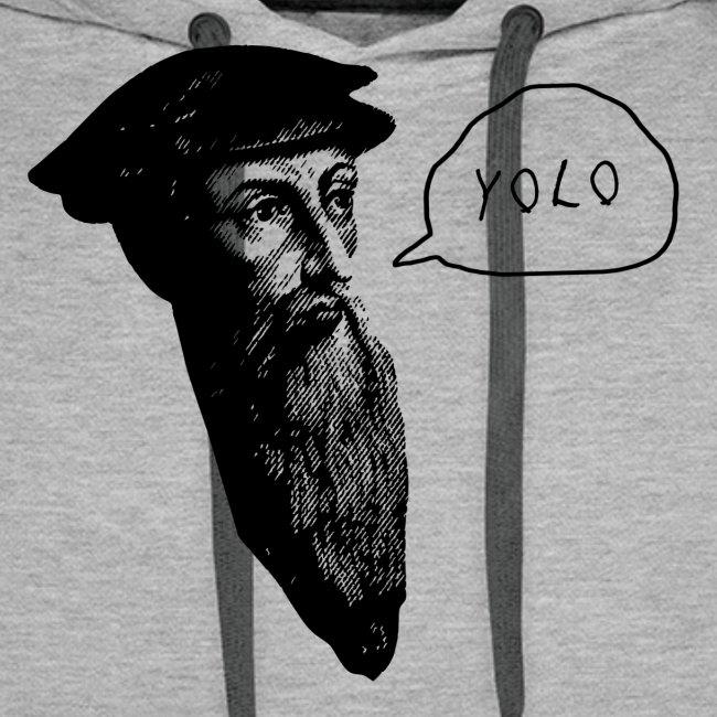 Calvin YOLO