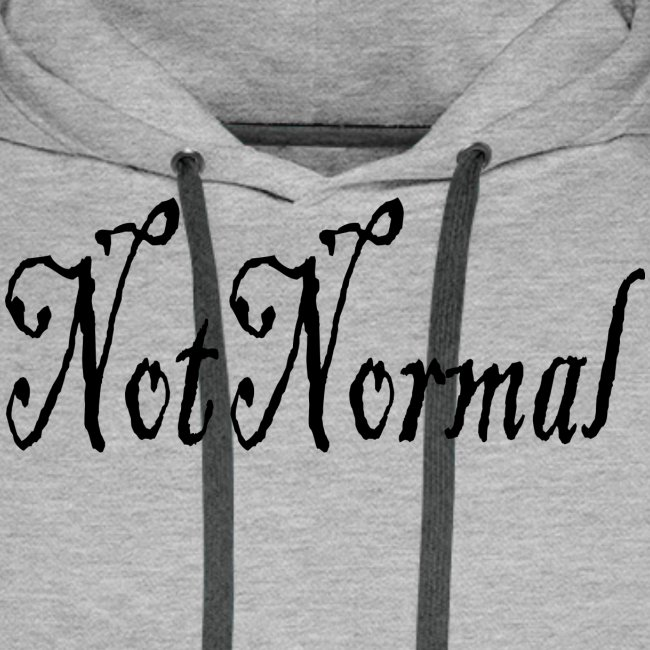 NotNormal