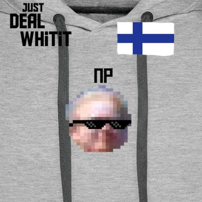 Dealwhitit NP Merch