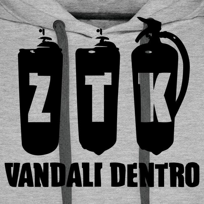 ZTK Vandali Dentro Morphing 1