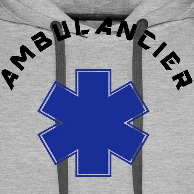 ambulancier logo
