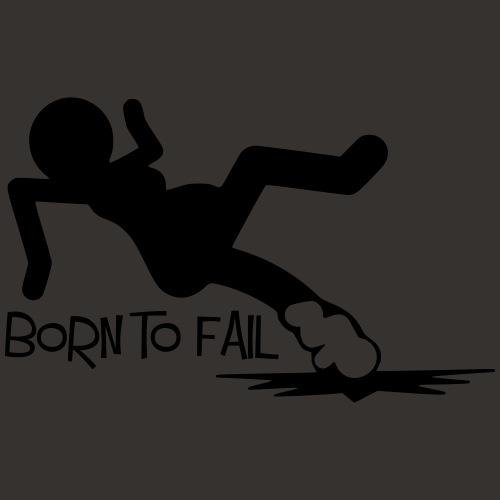 Born to Fail - Männer Premium Hoodie
