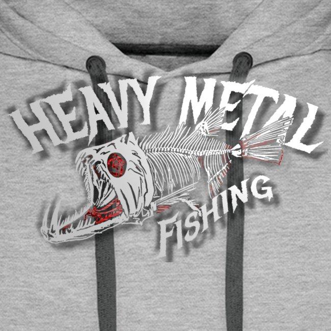 heavy metal fishing white