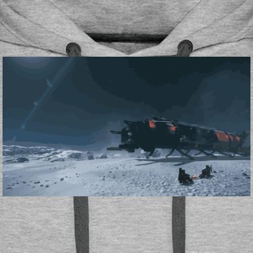 gom t shirt - Men's Premium Hoodie